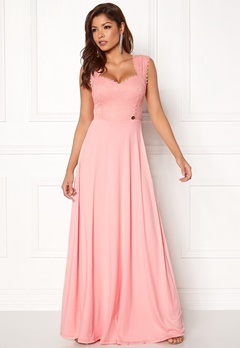 Chiara Forthi Piubella Maxi Dress Pink Bubbleroom.no