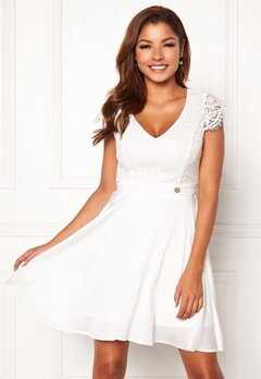 Chiara Forthi Princess Dress Antique white Bubbleroom.no