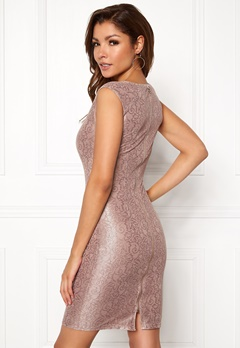 Chiara Forthi Sagira Dress Heather pink Bubbleroom.no