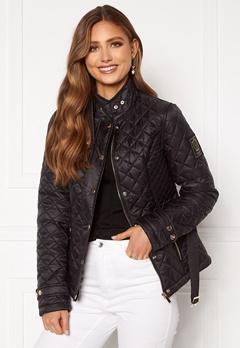Chiara Forthi Sarraceno Short Jacket Black Bubbleroom.no
