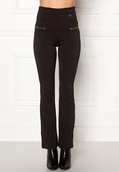 Chiara Forthi Sassari pants Black Bubbleroom.no