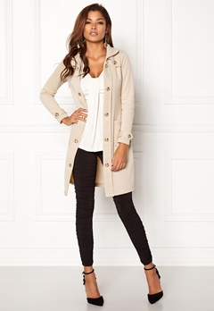 Chiara Forthi Sottovalle Jersey Coat  Bubbleroom.no