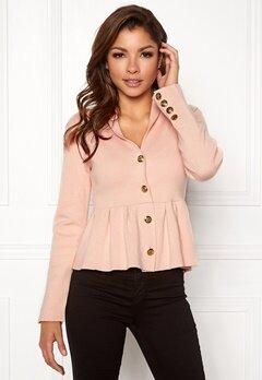 Chiara Forthi Stefania Knit Jacket Pink Bubbleroom.no