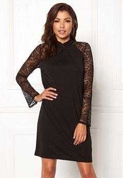 Chiara Forthi Treasure dress Black Bubbleroom.no