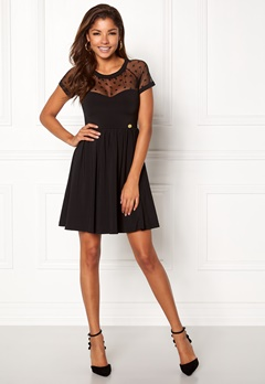 Chiara Forthi Valentina dress Black Bubbleroom.no