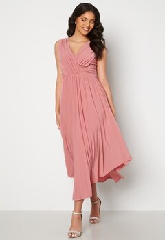 Chiara Forthi Valeria Dress Heather pink Bubbleroom.no