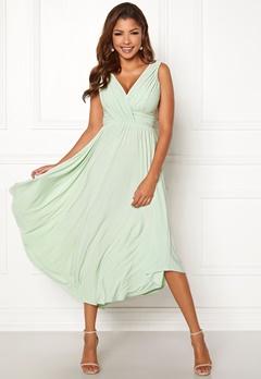 Chiara Forthi Valeria Dress Light green Bubbleroom.no
