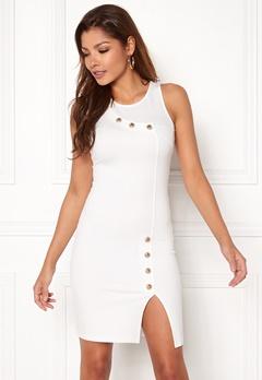 Chiara Forthi Vanna Dress White Bubbleroom.no