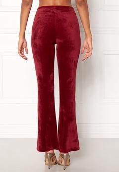 Chiara Forthi Velluto Bootcut pantaloni  Bubbleroom.no