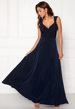 Chiara Forthi Verity Maxi Dark blue Bubbleroom.no