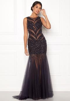 Christian Koehlert Dress Royal Purple Bubbleroom.no