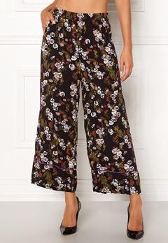 co'couture Amaris Cropped Pant 96 Black Bubbleroom.no