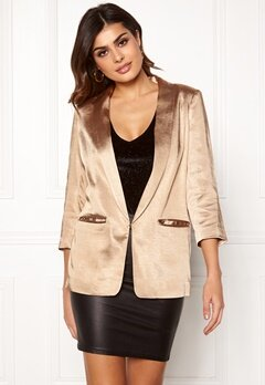 co'couture Andrea Sateen Blazer Nugget Bubbleroom.no