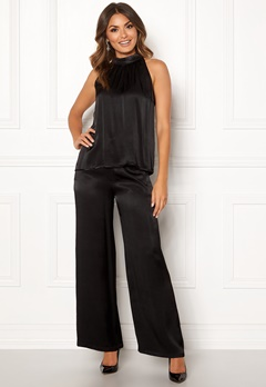 co'couture Blair Hilton Pants Black Bubbleroom.no