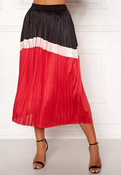 co'couture Camden Plisse Skirt Black Bubbleroom.no