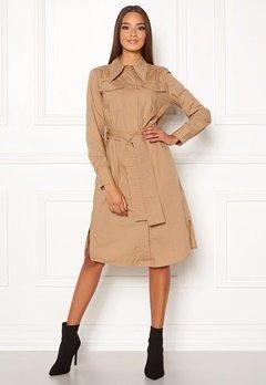 co'couture Coriolis Uniform Dress Beige Bubbleroom.no