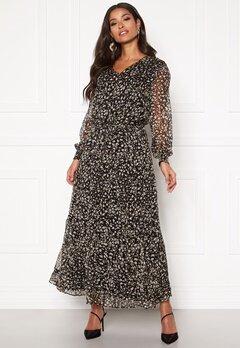 co'couture Cramps Floor Dress Black Bubbleroom.no