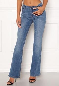 co'couture Denzel Boot Cut Jeans Bleach Denim Bubbleroom.no