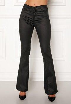 co'couture Denzel Coated Boot Cut Black Bubbleroom.no