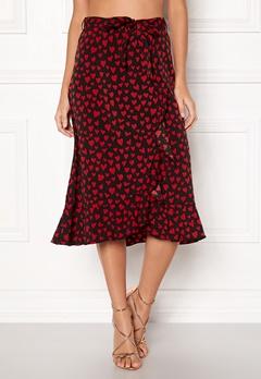 co'couture Heartbeat Skirt 96 Black Bubbleroom.no