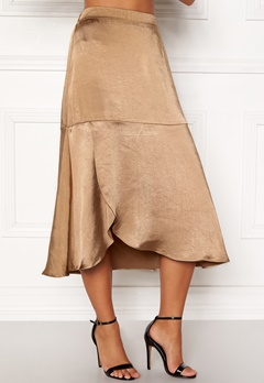 co'couture Mirage Sateen Skirt Nugget Bubbleroom.no