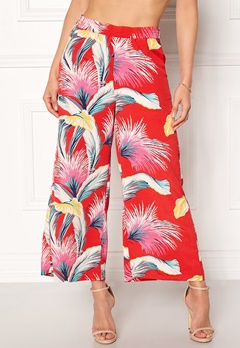 co'couture Tropical Pants Rio Red Bubbleroom.no