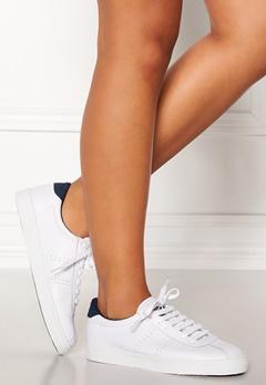 Superga Comfleau Sneakers White-Navy 903 Bubbleroom.no