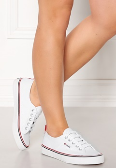 Superga COTU Sneakers White-BlueRed C68 Bubbleroom.no