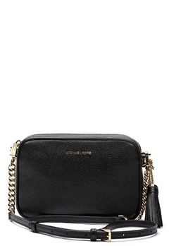 Michael Michael Kors Crossbody MD Camera Bag 001 Black Bubbleroom.no