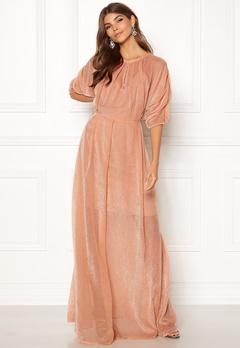 DAGMAR Adrienn Dress Powder Bubbleroom.no