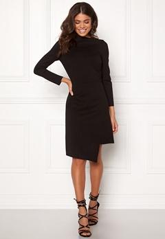 DAGMAR Arcelia Dress Black Bubbleroom.no