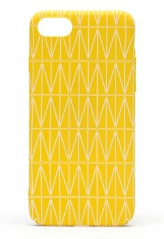 DAGMAR Iphone Case 7 Sun Yellow Bubbleroom.no