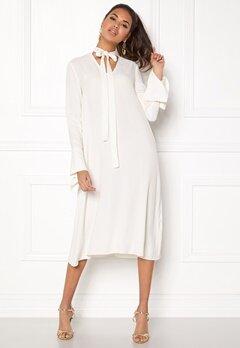 DAGMAR Valencia Dress Off White Bubbleroom.no