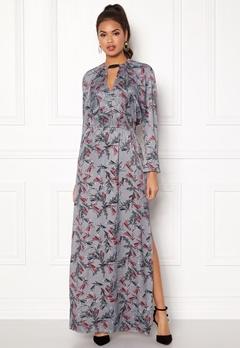 DAGMAR Vara Dress Flower Print Bubbleroom.no
