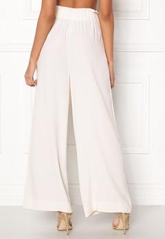 DAGMAR Vick Trousers Off White Bubbleroom.no