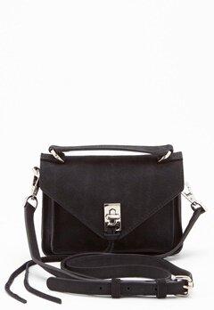 Rebecca Minkoff Darren Group Leather Bag 001 Black/Silver Bubbleroom.no