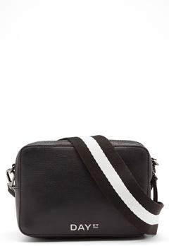 Day Birger et Mikkelsen Day Patch Leather Bag 12000 Black Bubbleroom.no