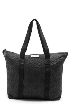 DAY ET Day Gweneth Fan Tone Bag 12000 Black Bubbleroom.no