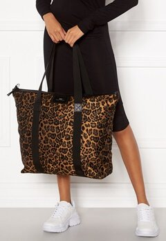 DAY ET Day Gweneth Leopard Bag 15001 Copper Bubbleroom.no