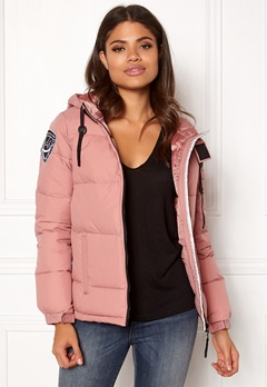 D.Brand Eskimo Jacket Dusty Pink Bubbleroom.no