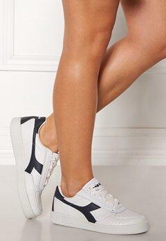 Diadora B.Elite Shoes White/Blue Denim Bubbleroom.no