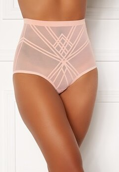 DORINA Airsculpt Hi Waist Shape Brief PK0013-Pink Bubbleroom.no