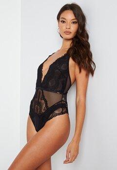 DORINA Jenner Bodysuit BK0001-Black bubbleroom.no