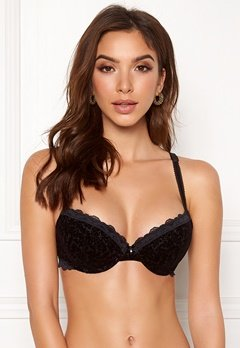 DORINA Marianne Cup-Light Padded Bra V02-Black Bubbleroom.no