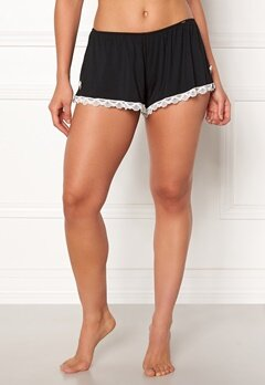 Dorina Romy Shorts V04-Black Bubbleroom.no