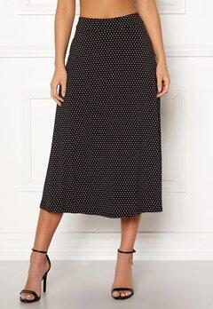 Jacqueline de Yong Dotta Skirt JRS Black Bubbleroom.no