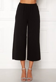 Dr. Denim Abel Trousers Black Bubbleroom.no