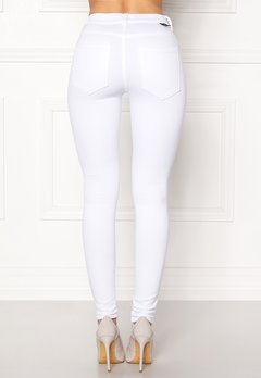 Dr. Denim Lexy White Bubbleroom.no