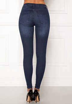 Dr. Denim Lexy Worn Dark Blue Bubbleroom.no
