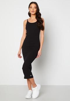 Dr. Denim Loreen Dress 101 Black Bubbleroom.no